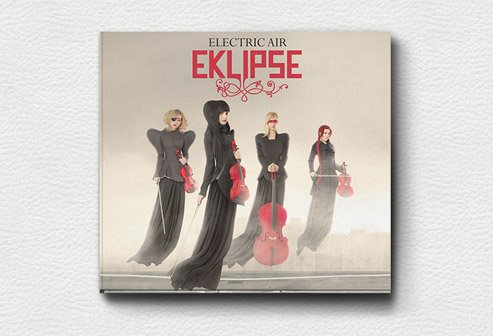 Eklipse - Electric Air' Album Artwork