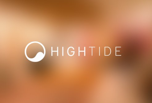 'High Tide Tonstudio' Portfolio Website