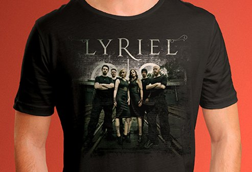 'Lyriel' Shirtdesign